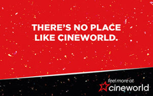 Cineworld Adult (Premium)