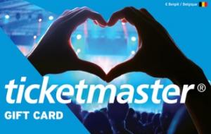 Ticketmaster Belgium