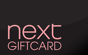 Next gift cards and vouchers