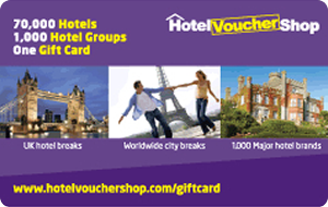HotelVoucherShop gift cards and vouchers