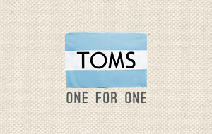 TOMS gift cards and vouchers