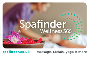 SpaFinder Wellness 365 gift cards and vouchers